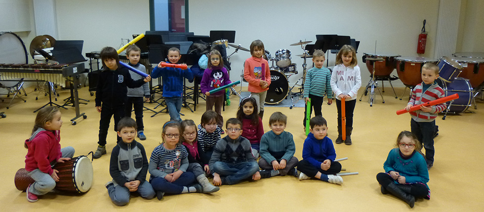 Formation musicale Caudry